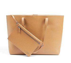 sacchetti di Tote famoso classico di qualità delle signore della borsa di grande capienza Tote Giorno Pochette Portafoglio Ms.