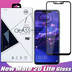 Закаленное стекло для Iphone XR XS MAX X Huawei P30 Lite Mi A2 P30 Смарт Samsung J7 Prime A5 2017 с пакетом