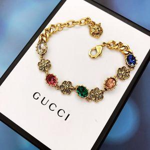 Hohe Qualität Briefmarken Beliebte Modemarke Designer Armbänder für Dame Frauen-Partei-Hochzeit Liebhaber Geschenk Luxuxschmucksachen MZ