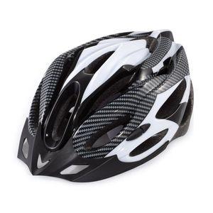 Casque de cyclisme 2018 casque de vélo de vélo de montagne Casques de vélo avec top mousse absorbant l'impact