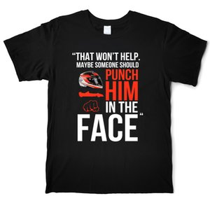 재미 키미 라이코넨은 F1 남성 T 셔츠 포뮬러 1 스포츠 코튼 T 셔츠 라운드 넥 반소매 거리 티 셔츠 캐주얼은 인쇄상의를 인용