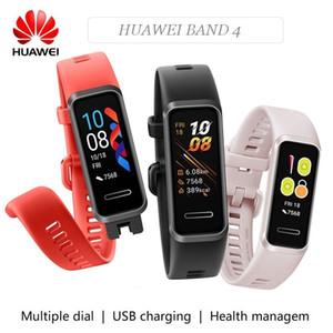 Huawei Banda Oxygen 4 Sport intelligente Banda Touchscreen a colori Sangue Swim sensore di frequenza cardiaca Bracciale sonno