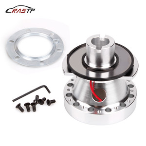 RASTP-Racing Car Aluminum Steering Wheel Hub Adapter Boss Kit For Honda Civic EK Car Accessories RS-QR014-EK