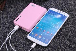 2017 Qualitäts besten Preis 5V 3A Doppel-USB-18650 Energien-Bank-Ladegerät für iphone6 Plus-S6