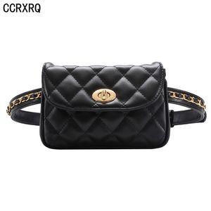 CCRXRQ Lady Sacs taille 2019 Mode Sac en cuir sac banane femmes Handy ceinture shopping téléphone taille Packs Hot Vente Ceinture Paquet
