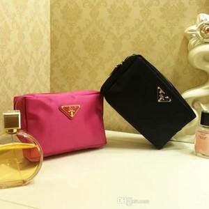 Оптового макияж мешок P CustomTravel случай 4 цвета красивого бренд путешествие косметического мешок мешок / последняя мода красота бесплатной доставка косметический мешок
