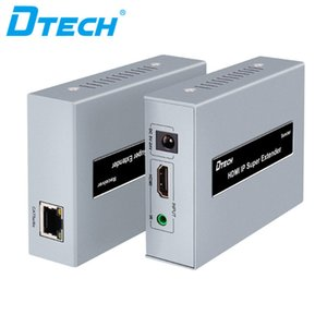 Radio libre cámara de circuito cerrado de televisión RX TX Cat5e UTP cat6 a distancia por infrarrojos de HD 1080P HDMI 120m POE IP Extender