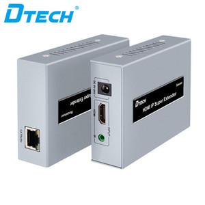 Ücretsiz nakliye CCTV kamera televizyon radyo RX TX Cat5e UTP Cat6 IR Uzaktan Kumanda HD 1080P 120m POE HDMI IP Extender
