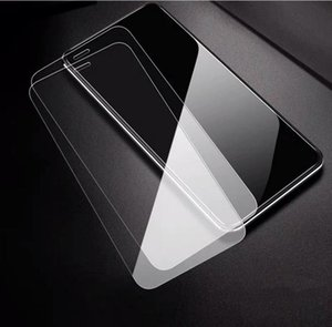 Screen Protector Curved Full Coverage Tempered Glass Shatterproof Protective Film For iphone 11 pro max xs xr 8 7 6 plus