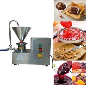 Elettrico Grande Grinder macchina commerciale automatico Peanut Butter Grinding Maker Food Processor in acciaio inox Colloid Mill 2200W