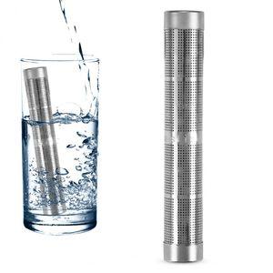 1 / 5x Новая портативная щелочная водяная палочка PH ALKalizer Ионизатор водород Минералы Палочки для лечения фильтра
