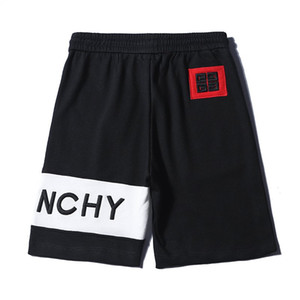 20ss Designers 4g Paris Mens Board Shorts letra da cópia Boardshort Homem Summer Beach Surf Shorts Pants Harajuku Men Swim Shorts WB2081