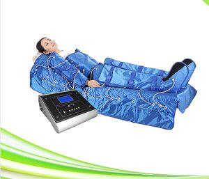 3 en 1 delgado masaje sistema de terapia de presión de aire cuerpo terapia de presión de aire presoterapia infrarrojo lejano