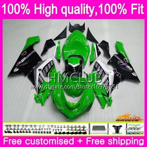 Injection OEM For KAWASAKI ZX-636 ZX 6R 600CC ZX 6 R ZX636 06 Stock green 56HM.126 ZX-6R ZX600 ZX 636 ZX6R 05 06 2005 2006 100% Fit Fairing