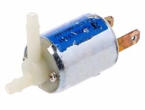 12 V válvula Solenóide DC12V Micro elcetric válvula de ar válvula de água normalmente perto para DIY