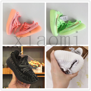 adidas yeezy boost 350 v2 kids toddler  Respirant Basketball Sneaker Designer Wudao Sports Athlétiques Chaussures Casual Spring Running Chaussures pour enfants