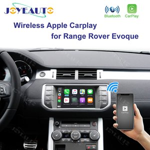 Joyeauto drahtlose Apple-Carplay Retrofit für Land Rover Jaguar 2013-2018 Evoque Bosch System Car Wiedergabe Android Auto Airplay Mirroring