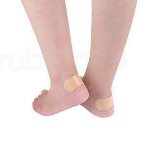 Impermeabile tacco Schiuma piedi Sticker antiusura scarpe col tacco alto Inserti Patch Piedi cuscino 4pcs dell'attrezzo di cura / set RRA1433