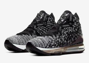 2020 new Boys LeBrons 17 Bron 2k Basketball shoes sales Hot James Lebrons 17 men women sneaker Sport Shoes size36-46