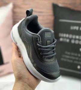 nike air max airmax 98 2019 Vente Chaude Marque Enfants Casual Sport Chaussures Garçons Et Filles Sneakers Chaussures Pour Enfants Pour Enfants 98 V3 blanc noir taille 28 -35