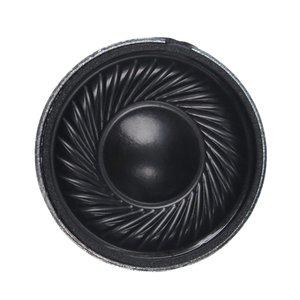Metal Case rotonda Magent interno Speaker 0.5W 8Ohm 20 millimetri