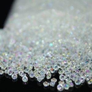 / 파티 휴일 DIY 장식의 10000PCS를 배출 2.5MM 작은 다이아몬드 색종이 아크릴 크리스탈 색종이 웨딩 파티와 장식 팩 ...