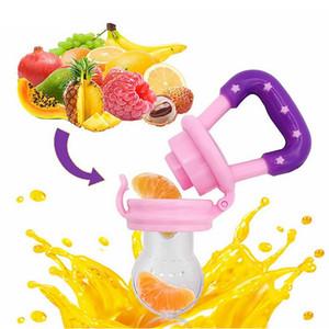 3 Pack Lebensmittelqualität Silikon Baby Obst Feeder Schnuller Frische Lebensmittel Feeder Nippel Kinderkrankheiten Spielzeug Kinder Beutel Für Kleinkinder Kinder