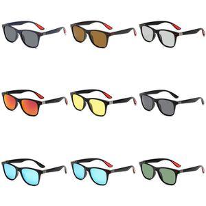 Veithdia Alüminyum Magnezyum Hd Polarize Güneş Gözlüğü Erkekler Kaplama Ayna Güneş Gözlükleri Sürüş Erkek Gözlük Cam Kare óculos 6560 D1810130 # 91