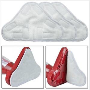 Mikrofaser-Dampf-Mopp-Startseite Durable Reinigung Boden waschbare Ersatzkissen Reinigungsmittel für Haushalt Reiniger Accessorie LJJP17