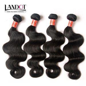 A Brazilian Virgin Hair Weave Body Wave 8 &Quot ;-36 &Quot ;9a Top Quality Brazilian Human Hair Weave 4 Bundles Unprocessed Brazillian