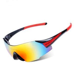 Sport Goggles Pesca Ski Pesca Motocycle UV400 Skateboard Eyewear per uomo Donne Occhiali invernali Goggle Occhiali da sole Snowboard Cycling Hot KCVPS