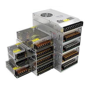 LED Transformador de potência Interruptor de alimentação Adapter AC85-265V 110V 220V a DC5V 12V 24V 36V 48V 1A 2A 3A 5A 10A 15A 20A 30A 40A 80A Para Led Faixa