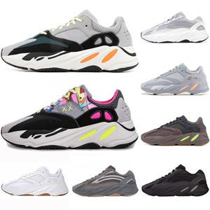 boost 700 v2 tênis sneakers Onda Runner Malva running Shoes Qualidade Superior Mulheres Costura Cor Atletismo dos homens Formadores Formação OFF 5-11.5