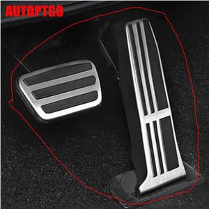 Car Foot Accelerator Gas Brake Rest Pedal Pad Cover Kit For Lexus ES LS GS 2018 2019 2020