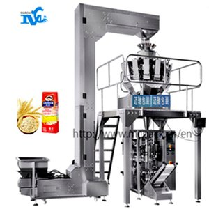 Otomatik Paketleme Makinası Çok fonksiyonlu Granül Cips Dikey Formu Doldurma Seal Ambalaj, Otomatik Dikey FFS Granül Makine Ambalaj