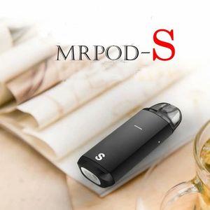 Authentic DOTENT Mrpod-S Vape Pen Starter Kit Mrpod S 650mAh Battery 2,0 ml Box vaporizador vazio Sistema Pod cigarro eletrônico 5 cores