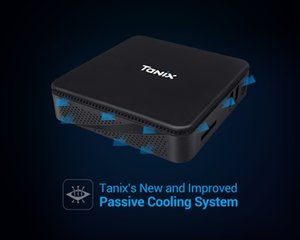 TX85 Mini PC Windows OS 10 TV Box Intel Z8350 4-core 4GB / 64GB 64bit 2.4GwifiBluetooth inteligente 3D Media Player cs