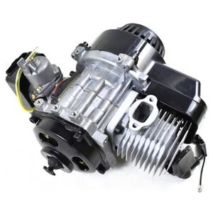 2 tiempos 43cc 47cc 49cc Pull Start Motor 25 H con tirador de mano para Pocket PIT Quad Dirt Bike ATV Buggy
