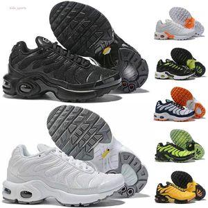 Nike air max TN TN 2020 أطفال الاحذية تن الشقي تنفس لينة الرياضة Chaussures بنين بنات TNS زائد احذية شباب requin المدربين Size28-35