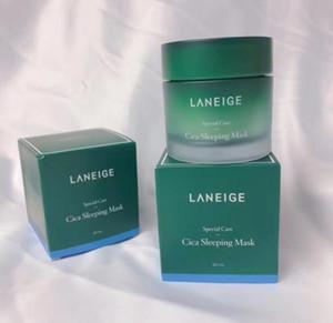 Laneige Cuidado Cica Especial dormir Repair Mask Agua Loción Hidratante Dormir Máscara Noche 60ml Cuidado de la Piel