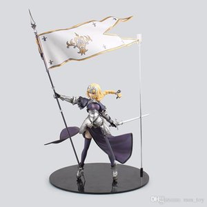 Huong Anime Figura 20 CM Fate / Apocrifi Jeanne d'Arc Saber Lily PVC Action Figure da collezione Toy Modello