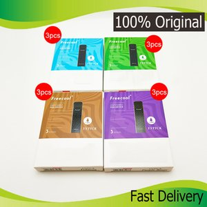 100% authentic Ystick Disposable Pod Device builted in 300mAh Battery with 1.4ml Empty Pod E cigarettes Pens Vape in stock