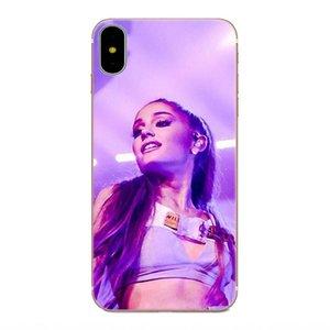 Özel Seksi Ariana Grande Desen Telefon Kılıfı için HTC 530 626 628 630 816 820 830 Tek A9 M7 M8 M9 M10 E9 U11 U12 Life Plus Desire