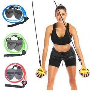 Serbest Yüzme Kol Mukavemet Spor Ekipmanı Eğitmeni 20 30 40 50 60lb Yoga Direnç Band Adult Swim Paddle Fins 59dp5 E19 Malzemeleri