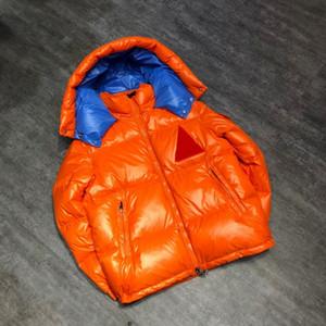 Топ женщины мужчины дизайнерские куртки с капюшоном вниз парки теплый moncle зимние пальто снег ком ветровка куртка Женская верхняя одежда пуховики