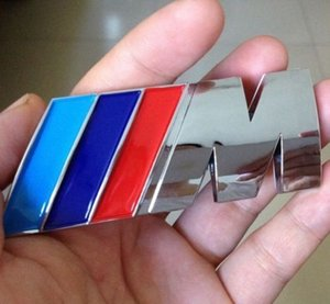 One M Wheel Sticker Logo Emblem Tech Badge para BMW M3 series