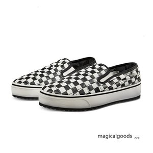 Warm War Disease Motion Leisure Time Series Sneakers Low Help Checkerboard Grid