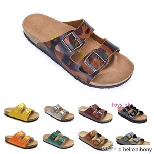 slide Gizeh Mayari Wholesale Summer slippers for men women cork bottom flip-flops sandals with couple flip flops 36-45