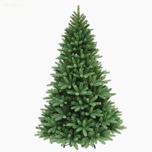 lastest encryption PE with PVC material Christmas tree New Year Christmas Hotel Mall home decoration