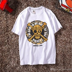 19 Men's Luxury T Shirt Designer Short Sleeve New Hot Tide Brand Wide Hot Gold Letter Hip Hop Couple High Quality Casual Half Sleeve